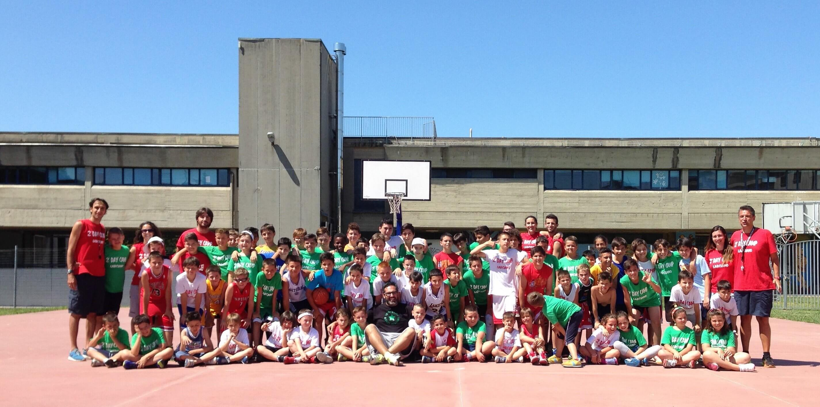 Tutto pronto per il 3° Day Camp a Larciano