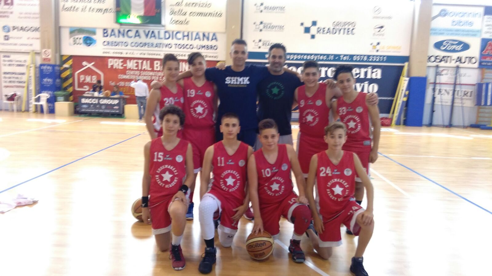 Quarto posto per gli Under 14 alle Final Four di Coppa Toscana